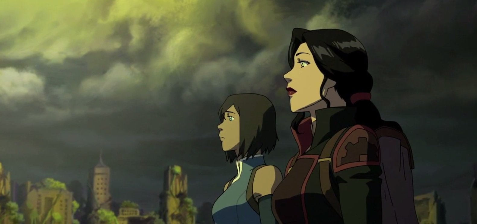 """""""Legend of Korra""""'s Final Scene Wasn't Enough and Why We"""