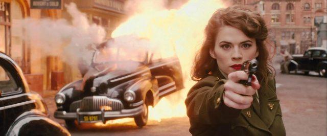 Agent Peggy Carter via Lytherus