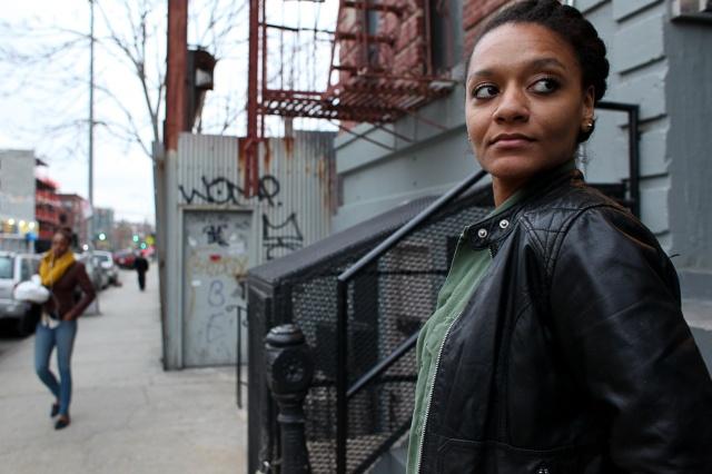 The-artist-Tatyana-Fazlalizadeh-in-Bedstuy-Brooklyn-2