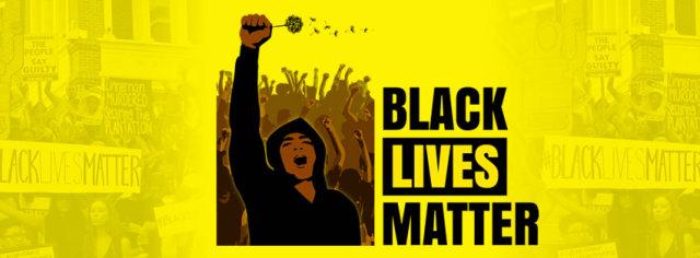 photo via Black Lives Matter FB Page