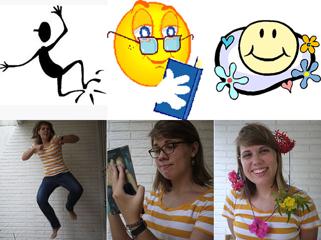 I have accepted the loss of clipart because I can replicate them with my own face.