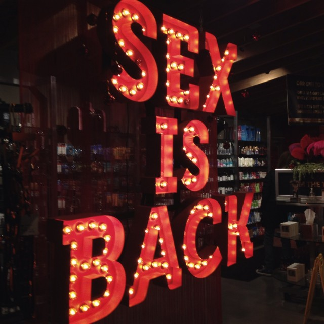 sex-is-back-pleasure-chest-sign