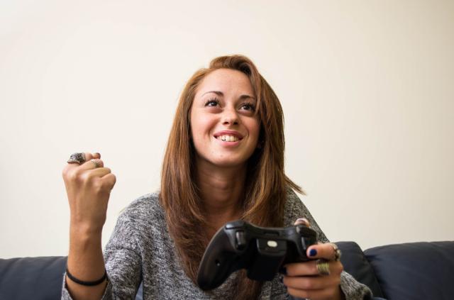 lady-gamer
