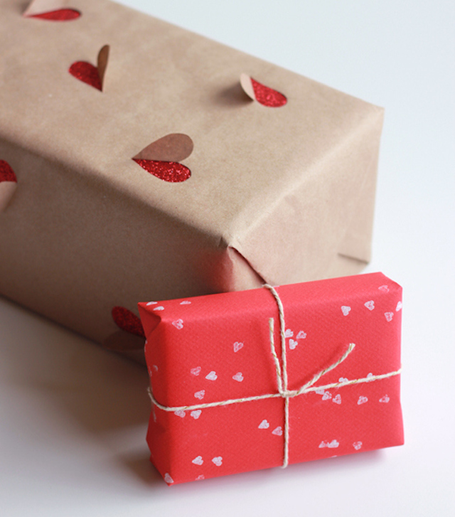 Идея подарка на день святого валентина своими