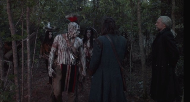 Salem suffers from a serious lack of tribal representation, considering its subject matter. Hopefully, this changes in future seasons.