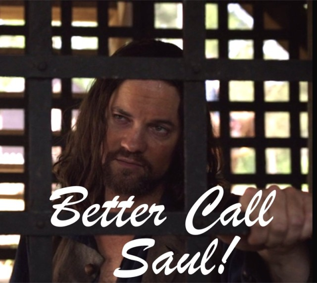 Keep him on speed dial, and he'll spring you outta the slammer.