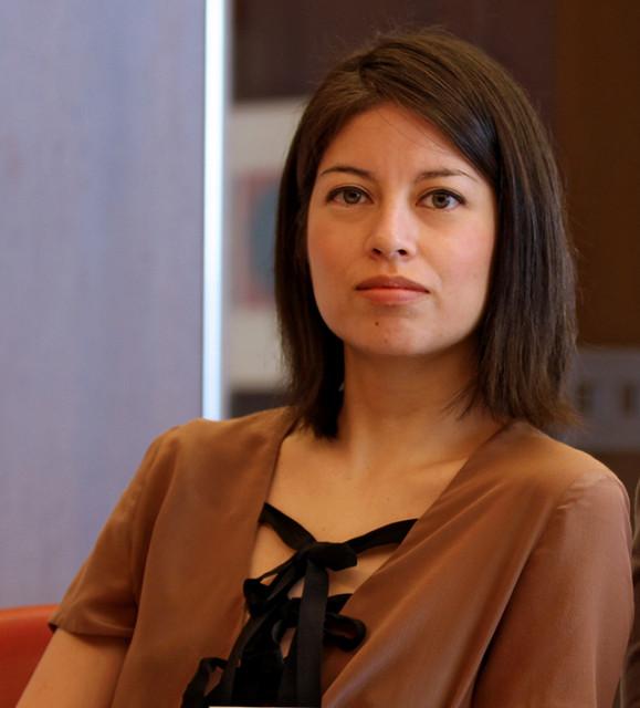 Pipeline Fellowship Founder and CEO Natalia Oberti Noguera