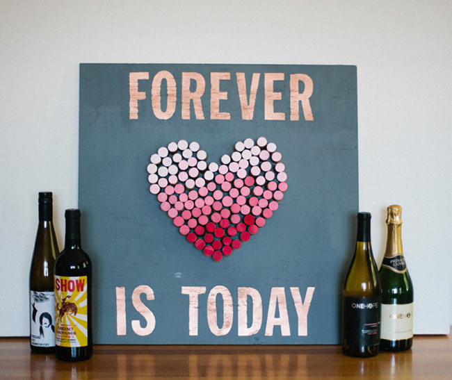 valentine's day meme put a ring in every drink - Valentine's Day Grab Bag DIY Gifts Decor and More for