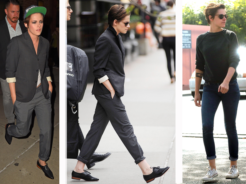 What lesbian style trends