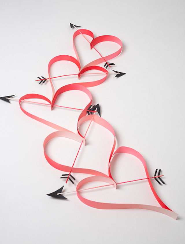 make-an-oversized-paper-heart-chain
