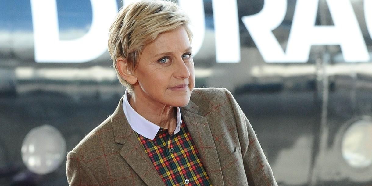 "Ellen DeGeneres Kicks Off Duracell/Toys For Tots Initiative ""Power A Smile"" Campaign"