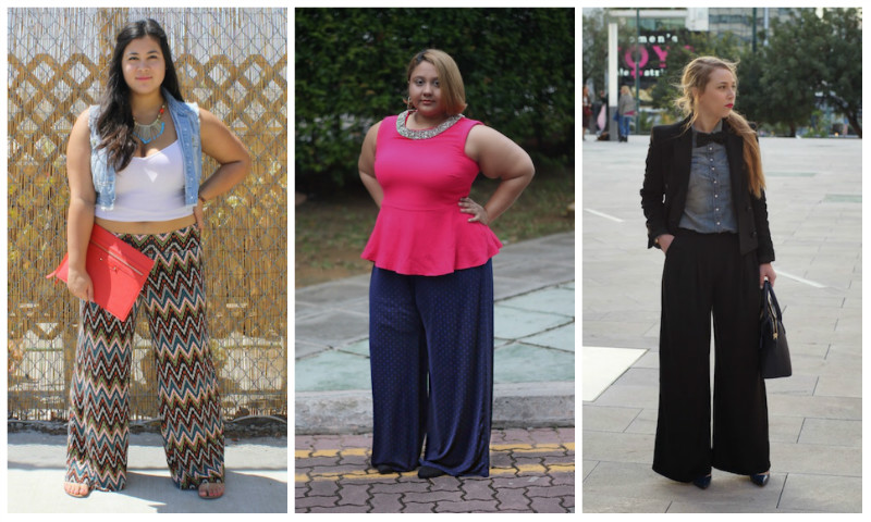 Oh The Places You Ll Go In Palazzo Pants 4 Ways To Wear
