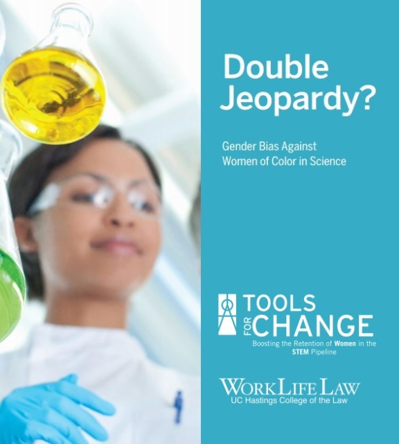 Double Jeopardy? Gender Bias Against Women of Color in Science
