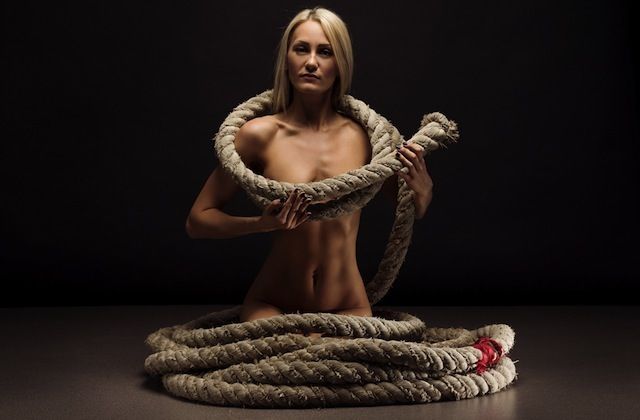 i don't think this is the right kind of rope