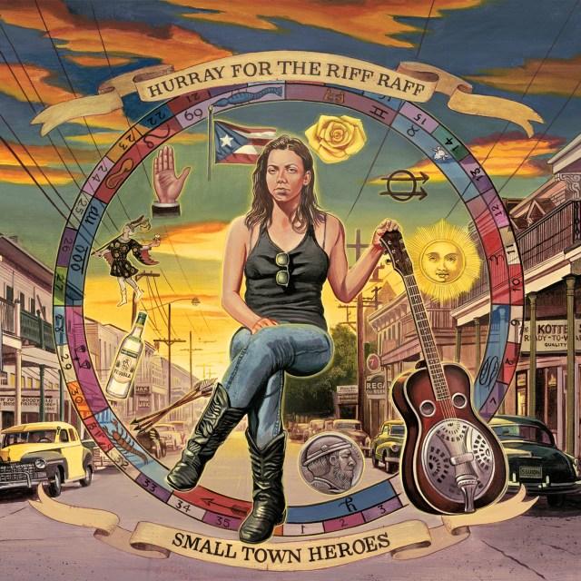Album cover via The Body Electric Fund.