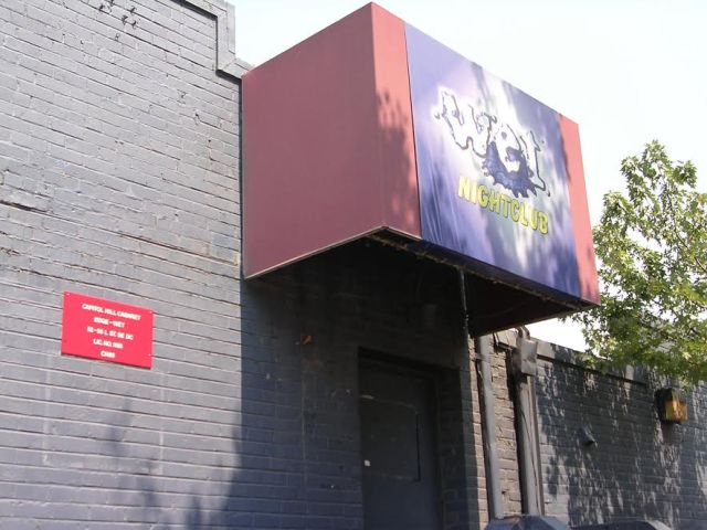 Wet/The Edge was the site of the longest continually running lesbian strip party in the country before it was gobbled up for development by the city.