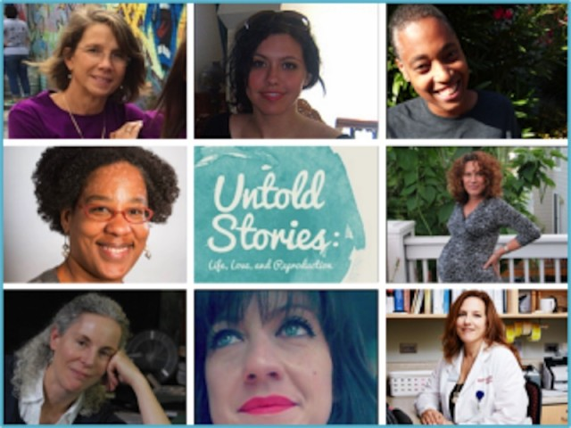 untold stories authors