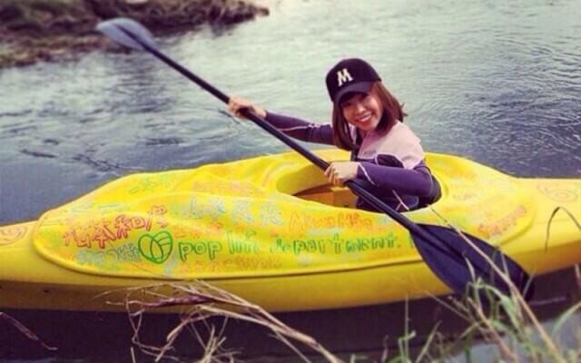 I'm terrified of kayaks but not vaginas, so I have a lot of mixed feelings right now.