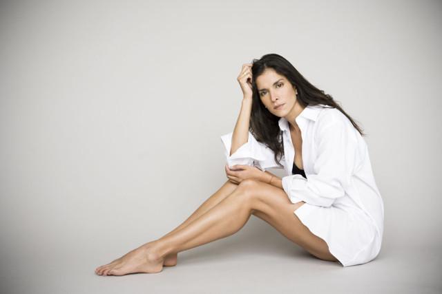 Latina Lesbian Feet And Legs 16