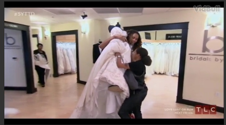 """""""I feel like the best dress would be on the mannequin because they want you to see it."""" — Brittney Griner, SYTTD 2015"""