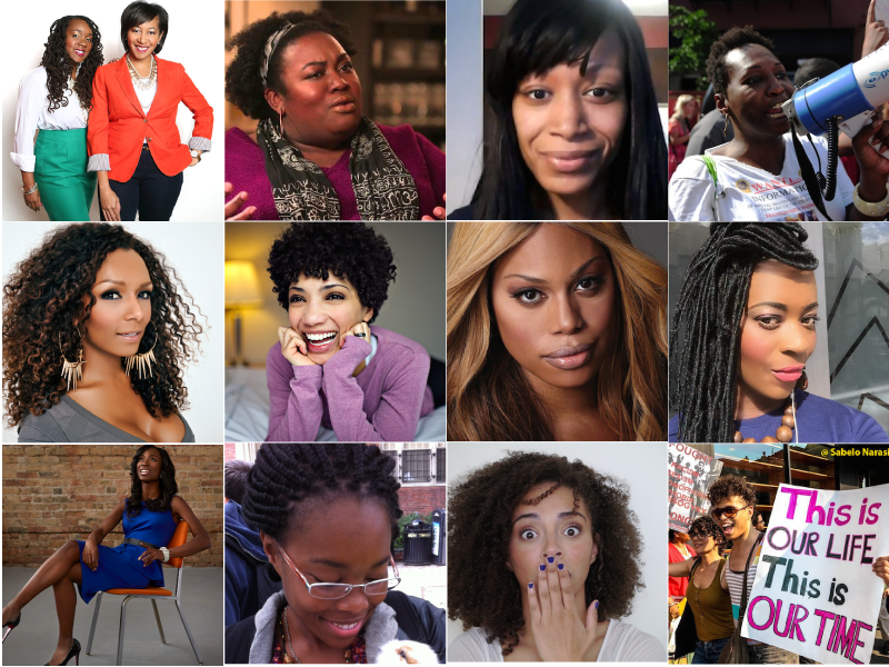Rebel Girls: 22 Badass Black Women Who Are Leading Movements