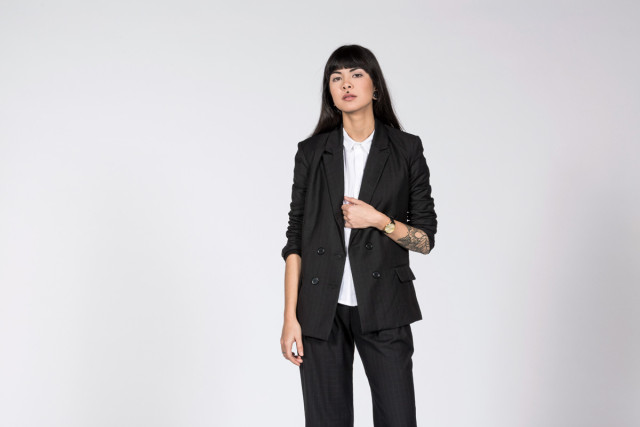The Ryder Double Breasted Blazer & The Chaplin Trouser 2