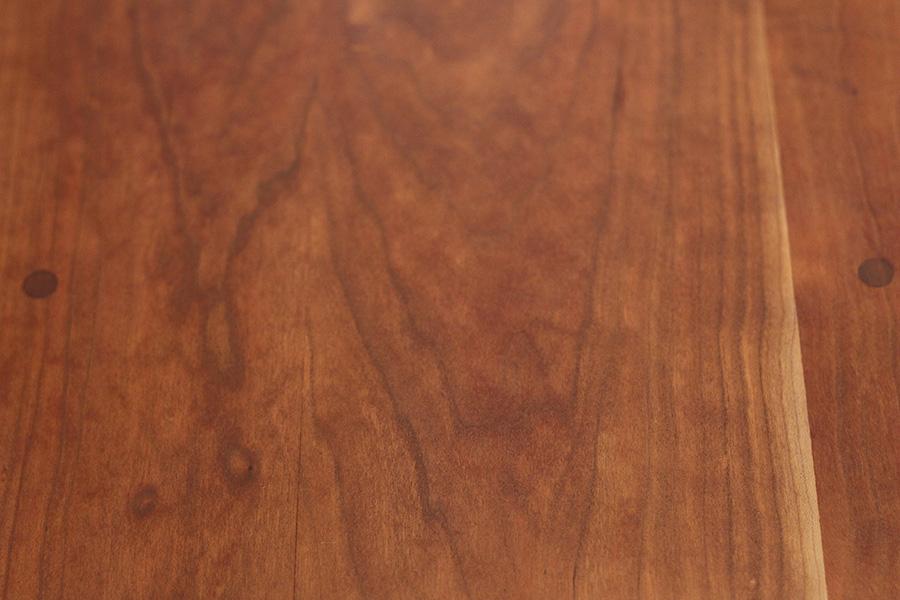 cherry wood is so pretty
