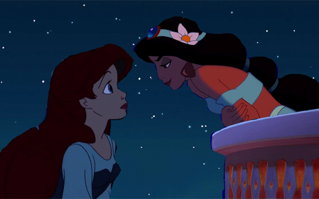 Disney Princess Femslash Disney Princess Femslash |