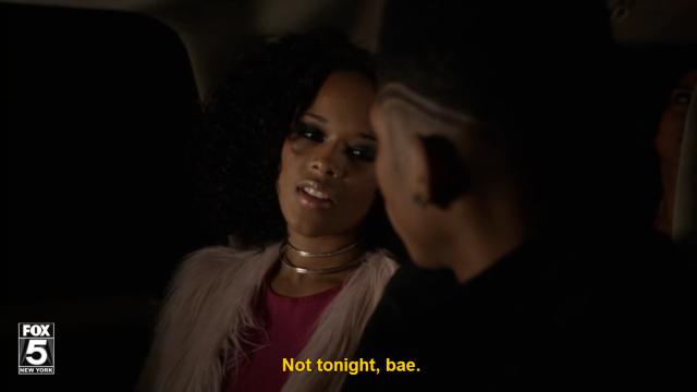 Tiana Hakeem Not tonight Bae Empire