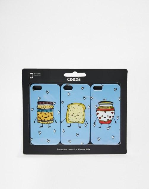 PB&J phone cases