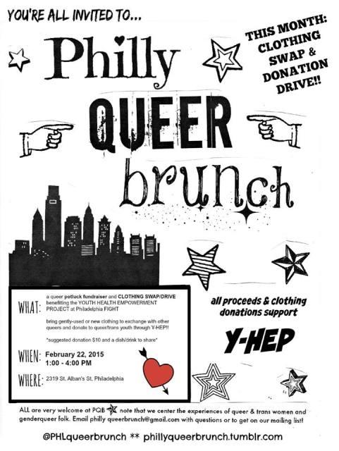 philly queer brunch