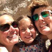 sally kohn and family