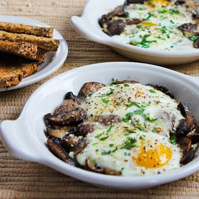 1-baked-eggs-mushrooms