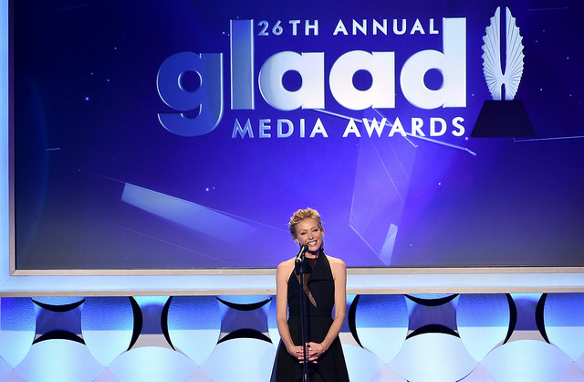 (Photo by Kevin Winter/Getty Images for GLAAD)