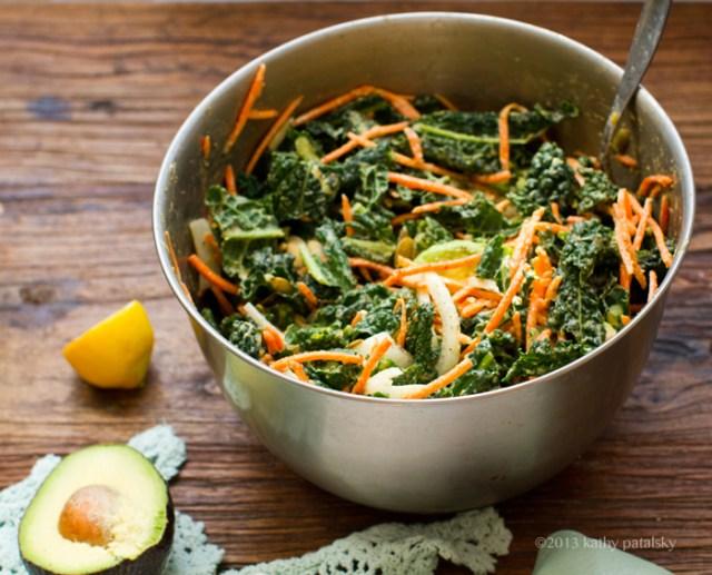 5-step-kale-salad 11