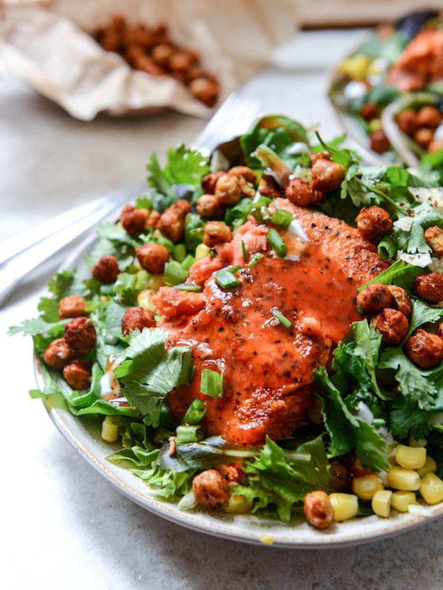 BBQ-salmon-salad-I-howsweeteats.com-5