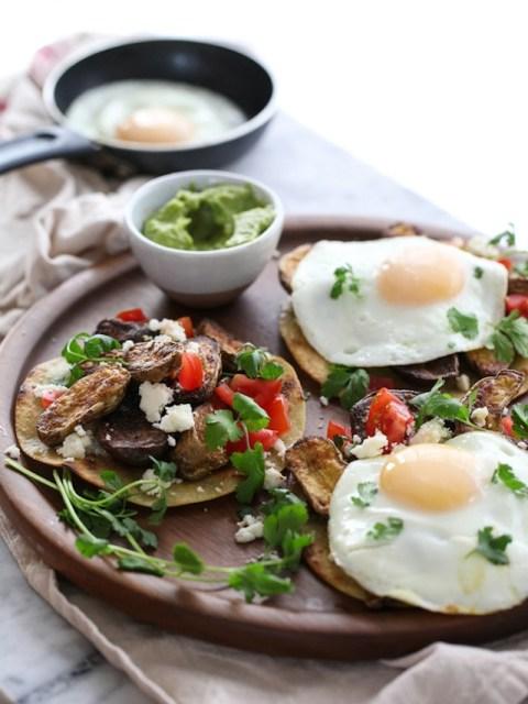 Breakfast-Tostadas-with-Fingerling-Potatoes