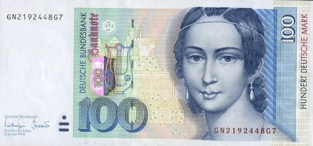 Germany 100 Deutsche Mark