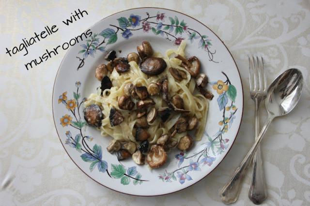 Tagliatelle-with-Mushrooms