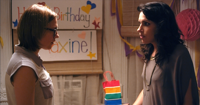 I hate this birthday party. I hate all these stupid rainbows. I hate your underwear. And I hate your face.