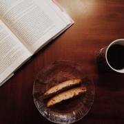 via books-cupcakes