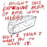 via The Hairpin, illustrated by Hallie Bateman
