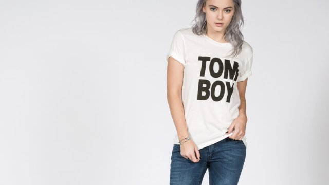 evan rachel would tomboy tee