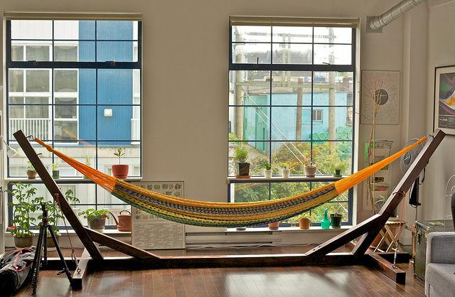 indoorstand