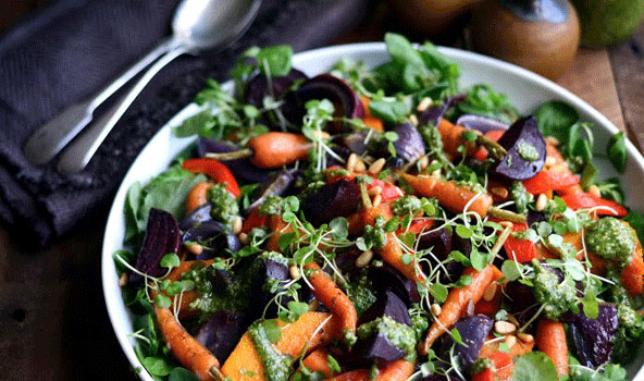100 Leafy Salad Recipes That Aren T Just For Silly Wabbits