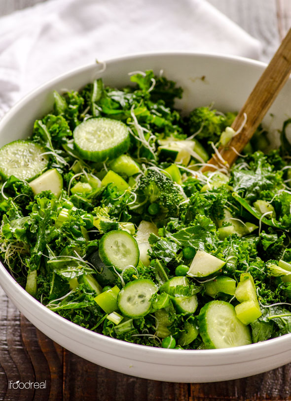 raw-green-kale-salad-recipe
