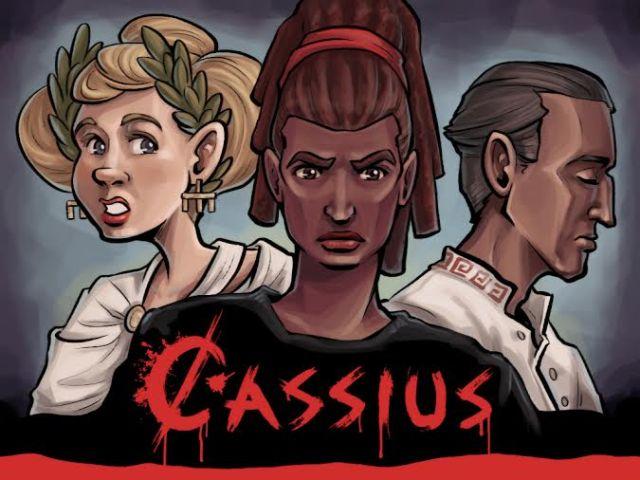 Cassius by Ann Uland.
