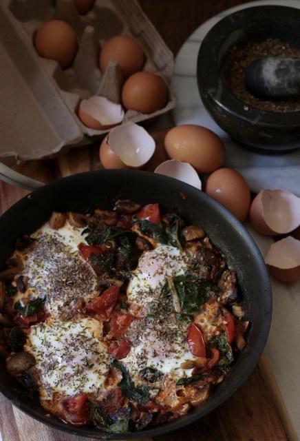 zaatar-baked-shakshouka-eggs