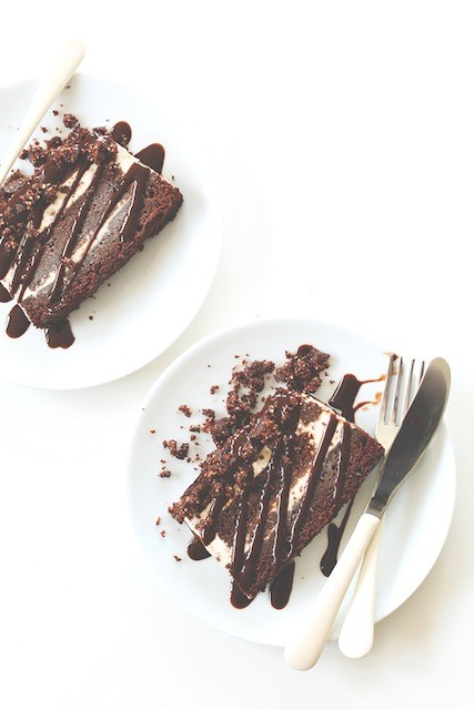4-Layer-Vegan-Mint-Chocolate-Ice-Cream-Cake