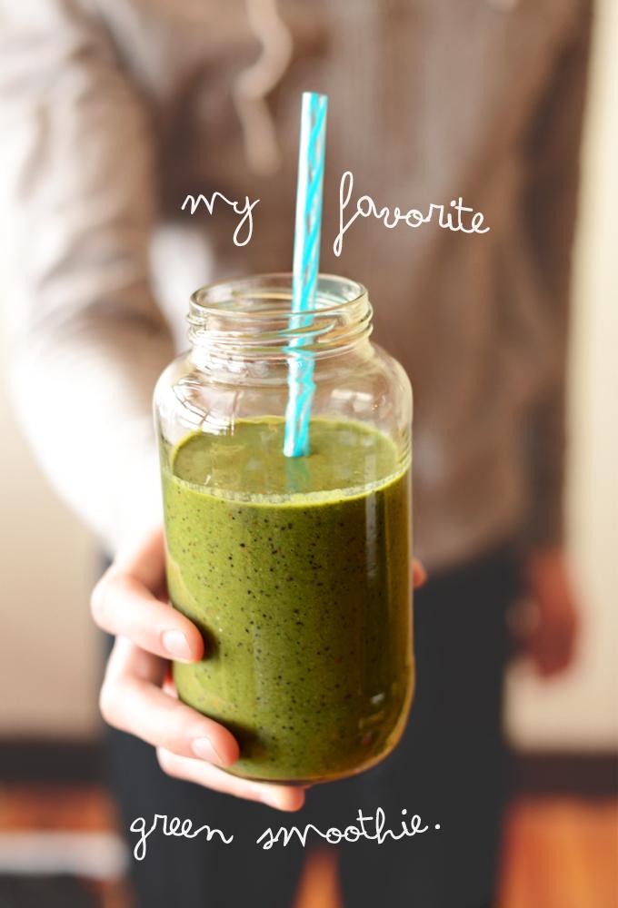 My-Favorite-Green-Smoothie-Recipe